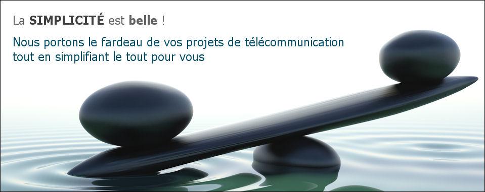 Experts en telecom - Charitel
